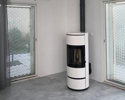 Cheminée Fondis Normandie - Tourville-sur-Odon - Nos réalisations
